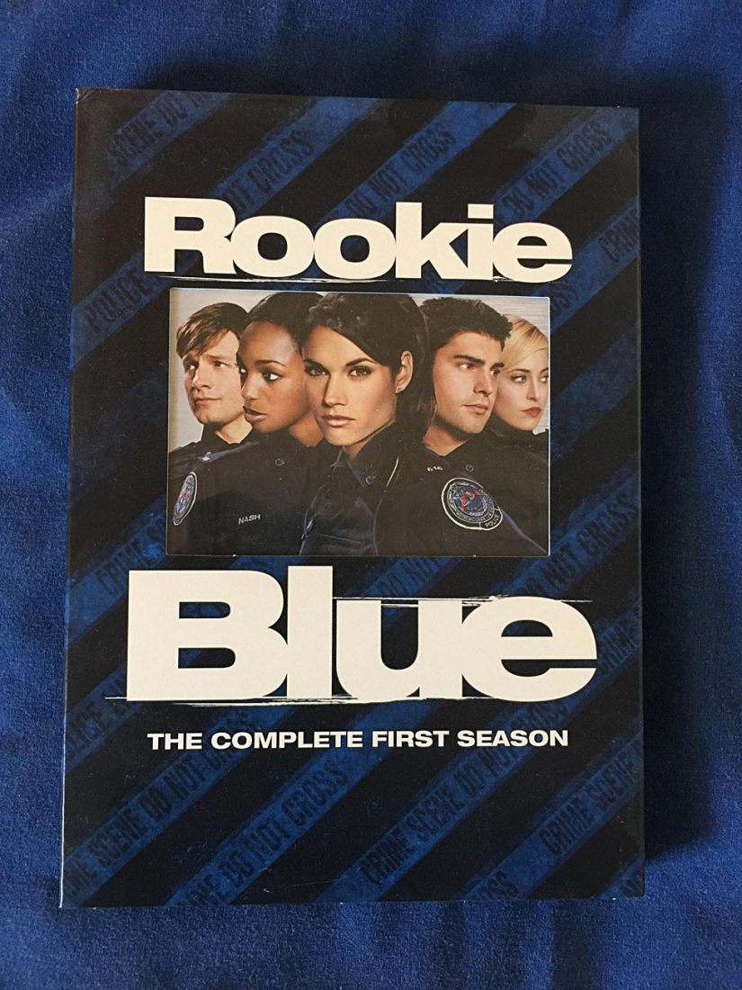 Rookie Blue: The Complete First Season 4-Disc DVD Edition