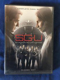 Stargate Universe SGU: The Complete Final Season 5-Disc DVD Edition
