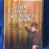 The Carol Burnett Show – Carol's Favorites Collector's Edition 6-Disc DVD Box Set