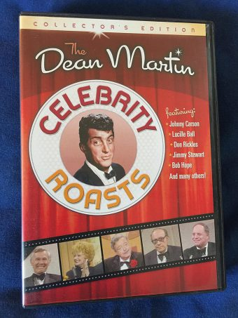 The Dean Martin Celebrity Roasts Collector's Edition 6-Disc DVD Box Set