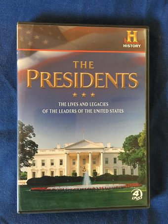The Presidents: The Lives and Legacies of the Leaders of the United States 4-Disc DVD Edition