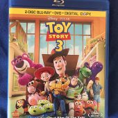 Toy Story 3 4-Disc Blu-ray + DVD + Digital Copy Edition