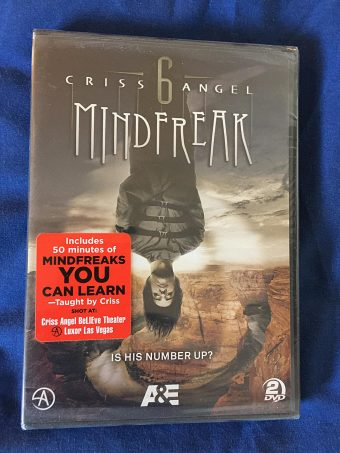 Criss Angel: Mindfreak Season 6 2-Disc DVD Edition