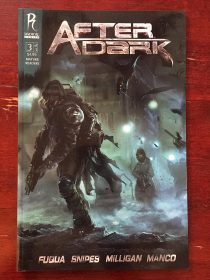 After Dark Comic Number 3 Radical Comics (March 1, 2011)