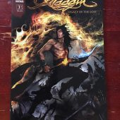 Aladdin: Legacy of the Lost Comic Number 3 Radical Comics (April 2010)