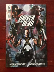 Driver of the Dead Number 3 (January 2011) Radical Comics