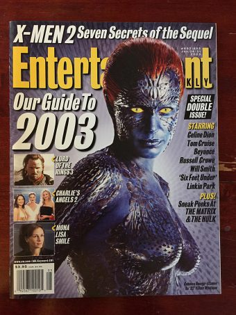 Entertainment Weekly Magazine (January 24, 2003) Special Double Issue Guide to 2003