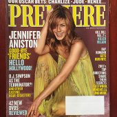 Premiere Magazine (February 2004) Jennifer Aniston