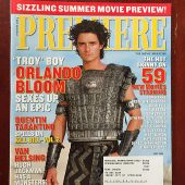 Premiere Magazine (May 2004) Orlando Bloom