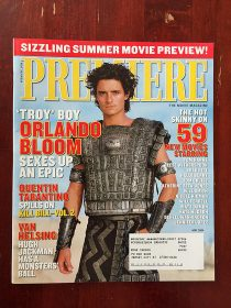 Premiere Magazine (May 2004) Orlando Bloom