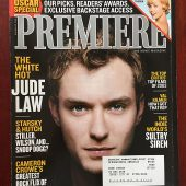 Premiere Magazine (March 2004) Jude Law