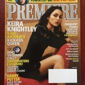 Premiere Magazine (June 2004) Keira Knightley