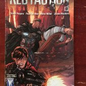 Red Faction: Armageddon Number 0 (July 2010)