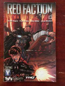 Red Faction: Armageddon Number 0 (July 2010)
