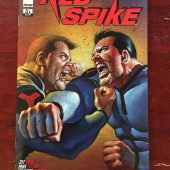 Red Spike Number 3 (July 2011) Image Comics