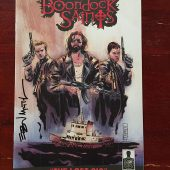 AUTOGRAPHED The Boondock Saints – The Lost Gig (April 2010) 12-Gauge Comics
