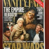 Vanity Fair Magazine (June 2015) Star Wars Exclusive First Look Photos by Annie Leibovitz