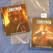 Candyman 2-Disc Collector's Edition + Alternative Blu-ray Slipcover