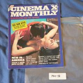 Cinema X Monthly Magazine (March 1976, Volume 6 Number 11) 190138