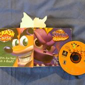 Crash Bash, Spyro: Year of the Dragon Games Demo CD