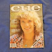 Cue Magazine (July 7, 1978) Peter Frampton The Bee Gees