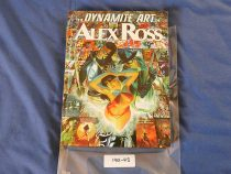 The Dynamite Art of Alex Ross SIGNED Hardcover Edition 190143