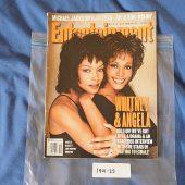 Entertainment Weekly Magazine No. 306 (December 22, 1995) Angela Bassett, Whitney Houston 190125