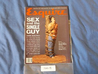 Esquire Magazine (June 1993) Marky Mark Wahlberg 190115