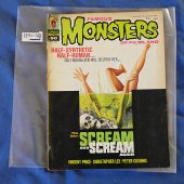 Famous Monsters Magazine #90 (May 1972) Vincent Price, Christopher Lee, Peter Cushing 189138