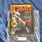 Inside Karate Magazine 10th Anniversary Issue (March 1989) 190110