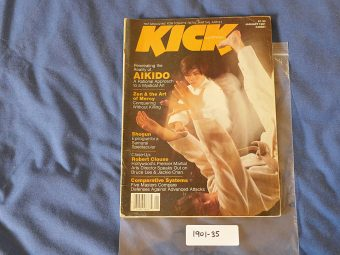 Kick Illustrated Magazine (January 1981) 190135