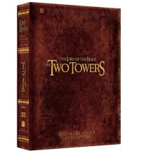 NEW SEALED The Lord of the Rings: The Two Towers Special Extended DVD Edition (2003)