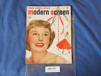 Modern Screen Magazine (May 1950) June Allyson 190121