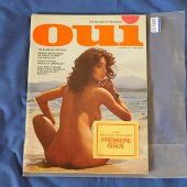 Oui Magazine Premiere Issue (October 1972) 189137