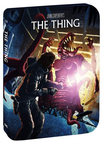John Carpenter's The Thing Limited Edition Steelbook