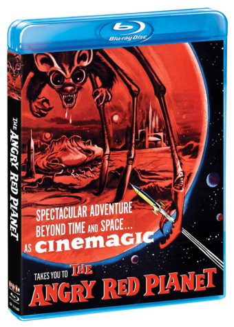 Angry Red Planet Blu-ray Edition