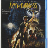Army of Darkness 3-Disc Collector's Blu-ray Edition