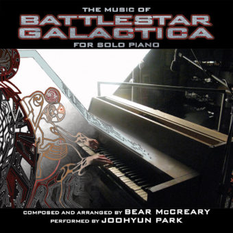 The Music of Battlestar Galactica for Solo Piano Soundtrack