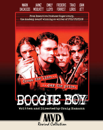 Boogie Boy Blu-ray + DVD Combo Special Edition