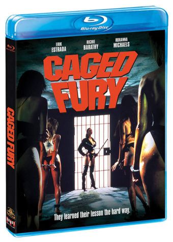 Caged Fury Special Edition Blu-ray