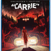Carrie 40th Anniversary Collector's Edition Blu-ray