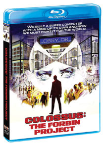 Colossus: The Forbin Project Special Edition Blu-ray
