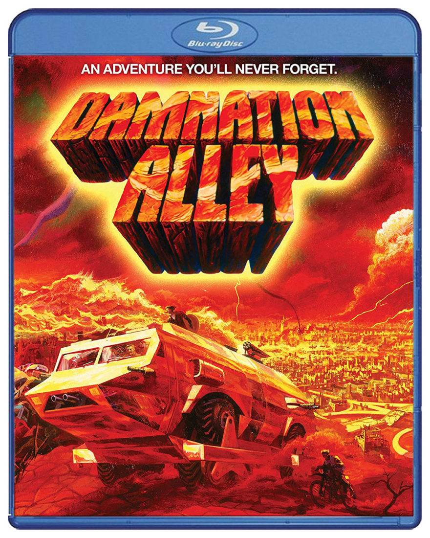 Damnation Alley Special Edition Blu-ray