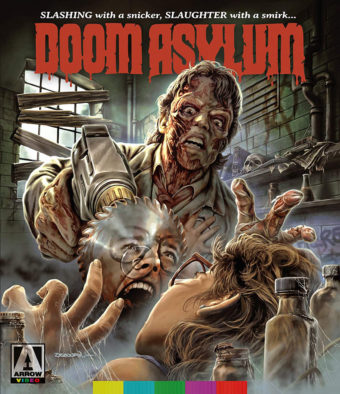Doom Asylum Special Edition Blu-ray