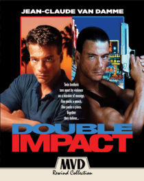 Double Impact Special Collector's Edition Blu-ray