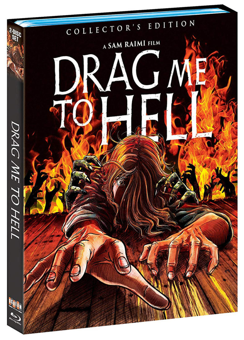 Drag Me To Hell Collector's Edition Blu-ray