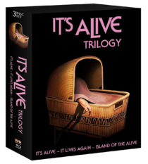 It's Alive Trilogy 3-Disc Special Edition Blu-ray Boxed Set