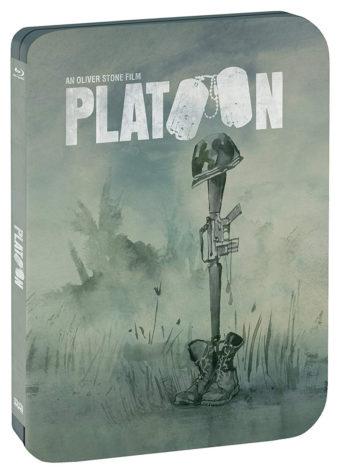 Platoon Limited Edition Blu-Ray Steelbook