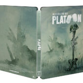 Platoon Limited Edition Blu-Ray Steelbook