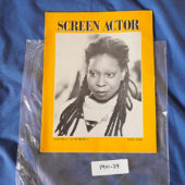 Screen Actor Magazine (Fall 1988) Whoopi Goldberg [190124]